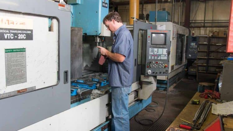 Titletown Manufacturing the best of local machine shops