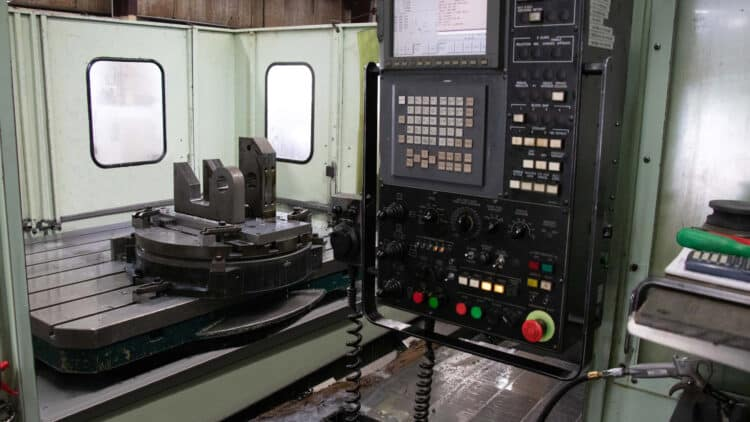 Titletown Manufacturing CNC boring bar